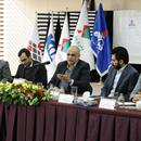 Managing Director of NIOC Attends the Ceremony Held for Outgoing and  Incoming Managing Director of Petropars