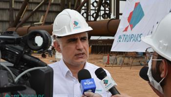 Implementation of Last Phase of South Pars Gas Field Is a Source of Pride for Petropars