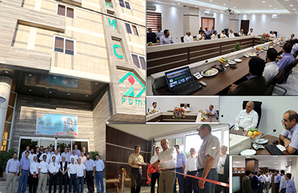 Official Opening of POMC's Administrative Building