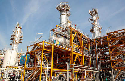 Second Sweetening Unit of Phase 19 Refinery Went Operational