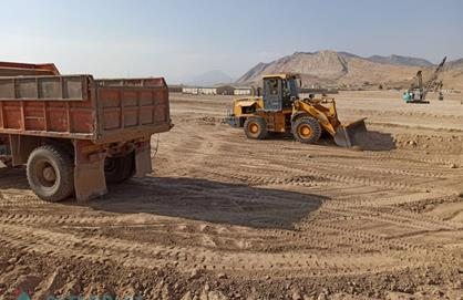 Dehdasht Petrochemical in development circuit